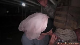 ArabBitch – Armed Soldiers Picking Up Arab Slut on Street