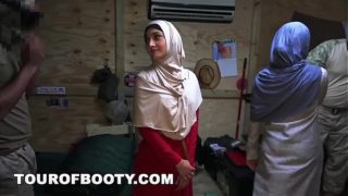 TourOfBooty – Bis Ass Arab Girls Pleasing Turned into Whores